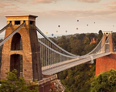 The Clifton Suspension Bridge – a Symbol of Bristol, UK