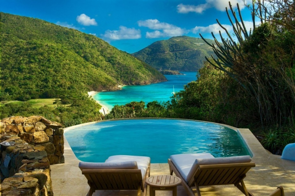 Guana Island – a Divine Private Retreat in the British Virgin Islands