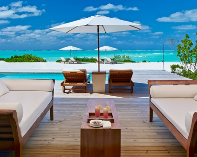 Parrot Cay by Como Resort in the Turks & Caicos Islands
