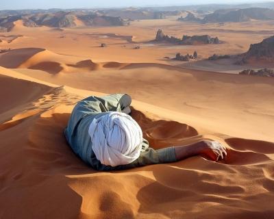 Tassili n'Ajjer – the Mountainous Sahara Desert Wonder in Algeria