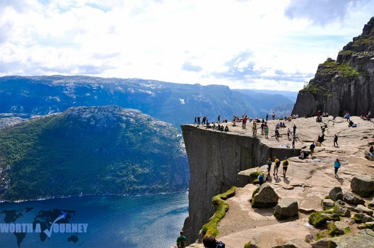 Top 10 Table-Preikestolen