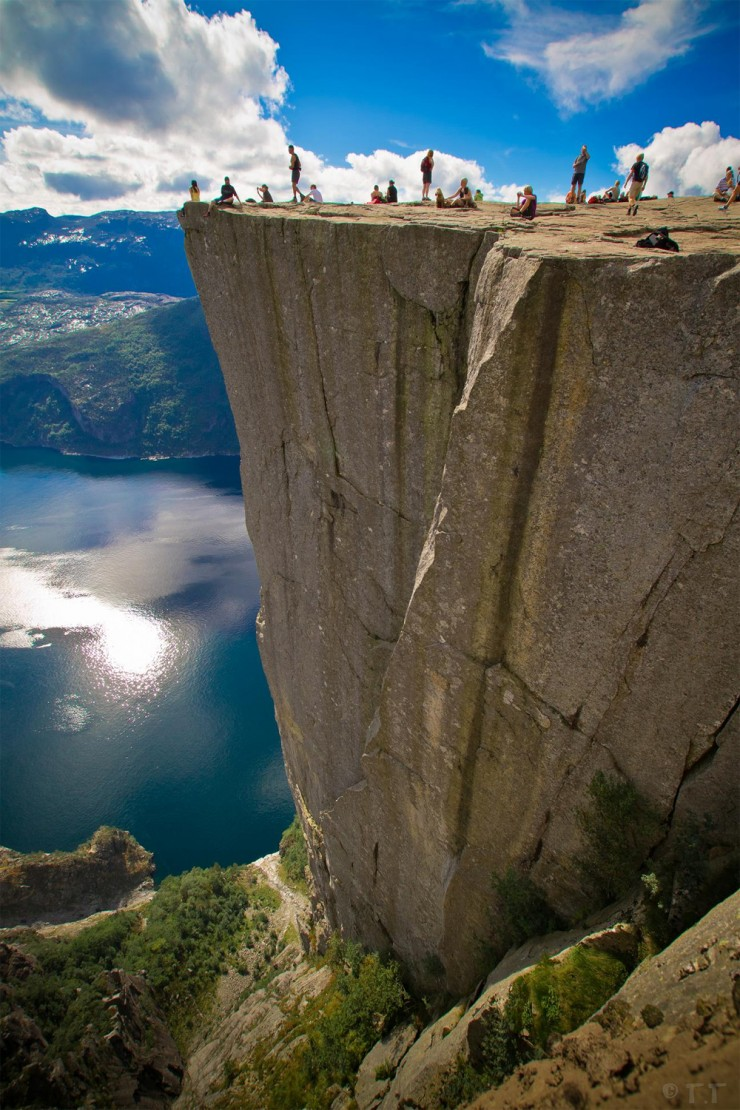 Top 10 Table-Preikestolen2