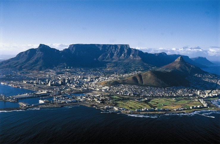 Top 10 Table-Table Mountain