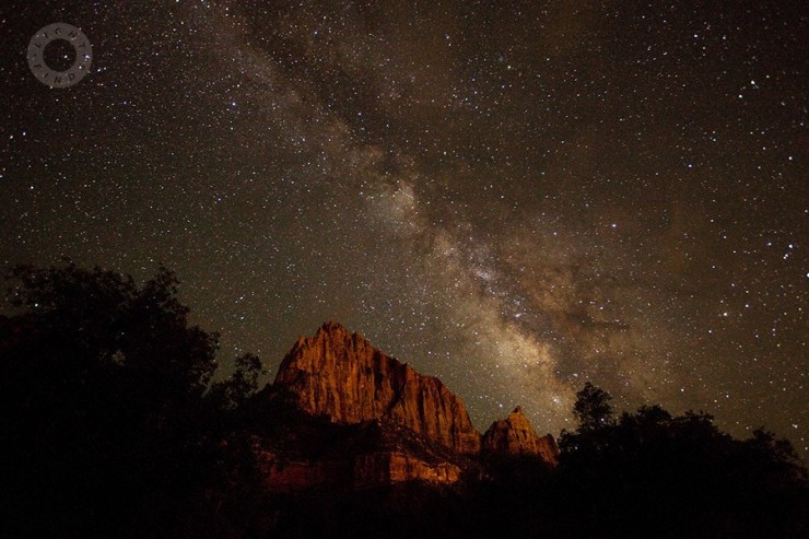 Top 10 Zion-Stargazing-Photo by Light Finds
