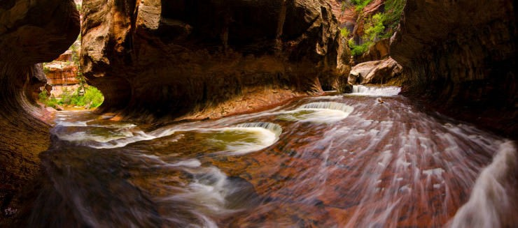 Top 10 Zion-Subway-Photo by Bill Ratcliffe