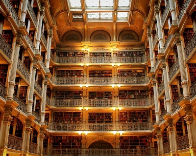 31 Incredible Libraries and Bookstores Around the World