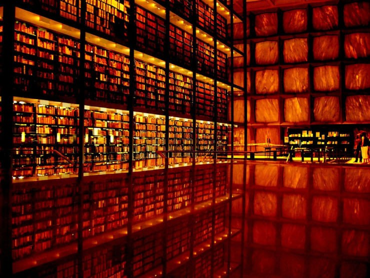 Top Libraries-Beinecke
