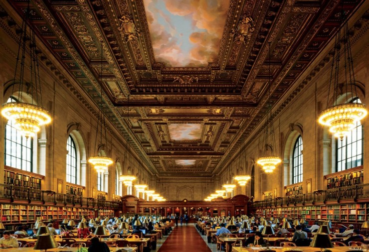 Top Libraries-NYC