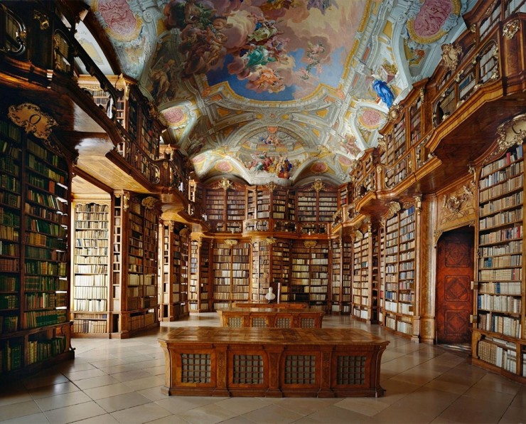 Top Libraries-St Florian