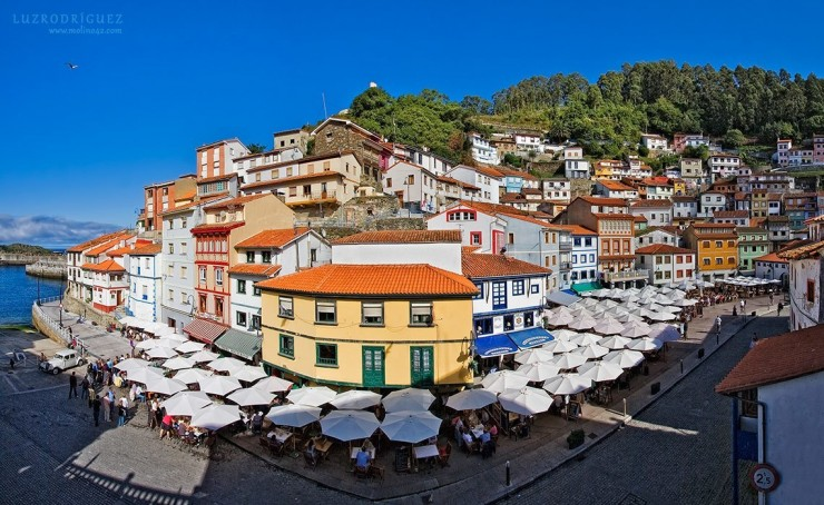 Cudillero-Photo by Luz Rodriguez