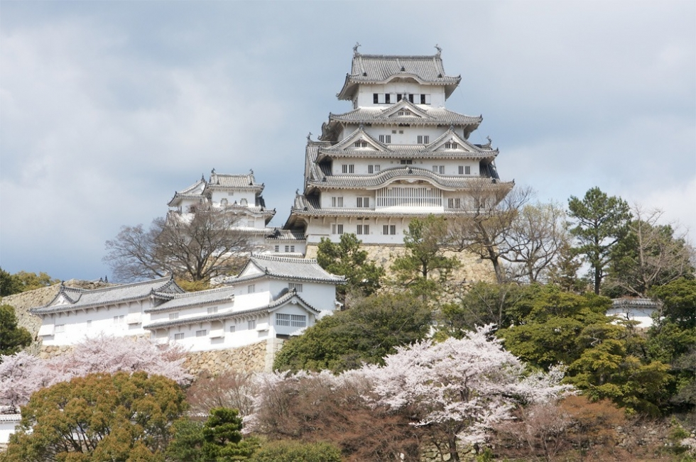 Himeji castle a true historic jewel in japan places to for Architecture japonaise