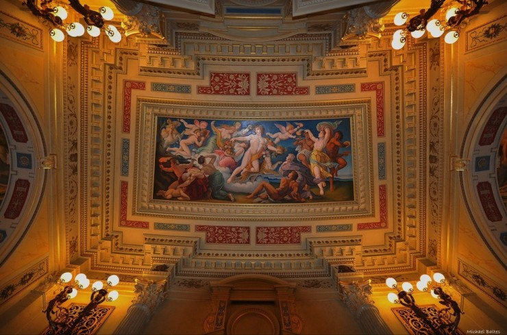 Semperoper-Photo by Michael Baltes