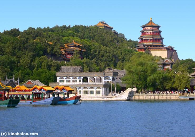 Summer Palace-Photo by Kinabaloo