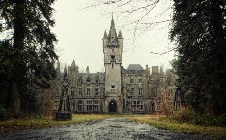 Top Deserted Places-Belgium-Photo by Andreas S