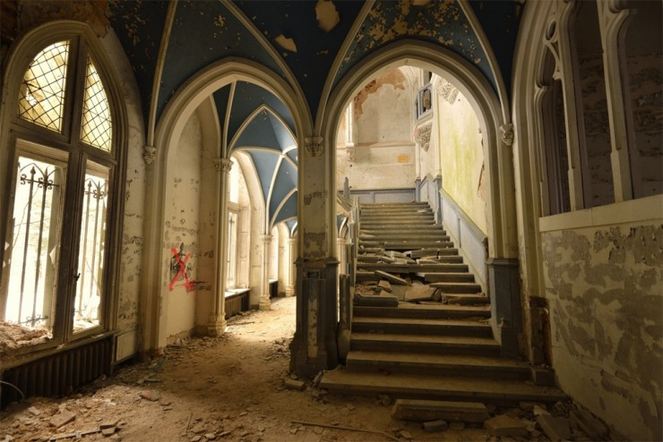 Top Deserted Places-Belgium-Photo by David Baker2