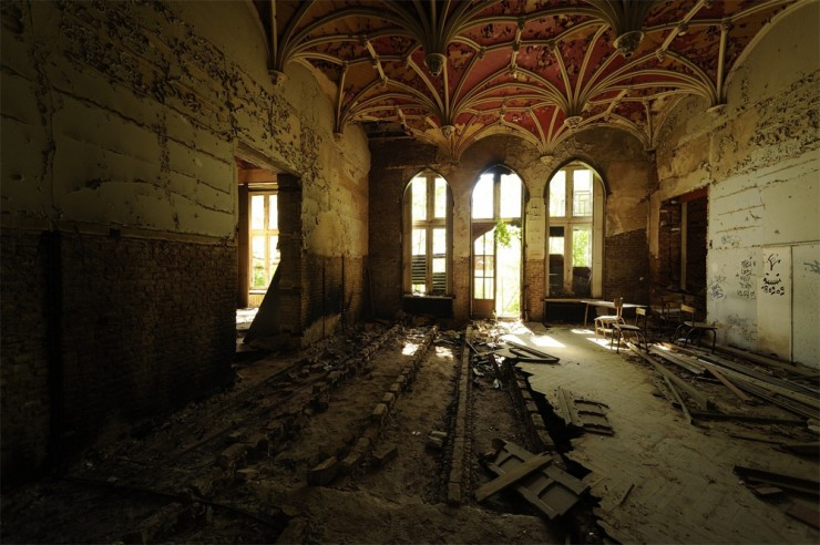 Top Deserted Places-Belgium-Photo by David Baker3