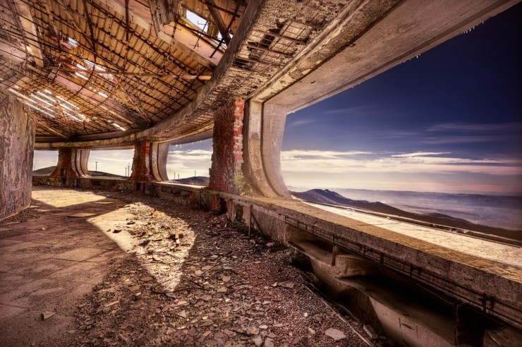Top Deserted Places-Bulgaria-Photo by David Nightingale