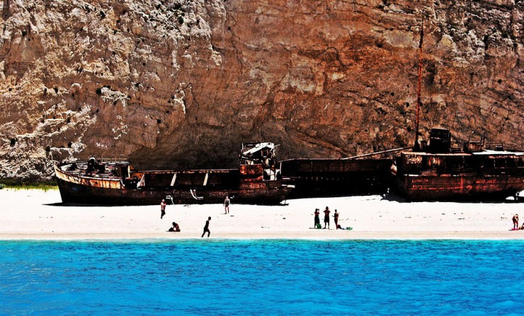 Top Deserted Places-Navagio-Photo by Ferenc Verebélyi