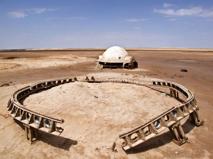 Top Deserted Places-Tunisia-Photo by Rä di Martino