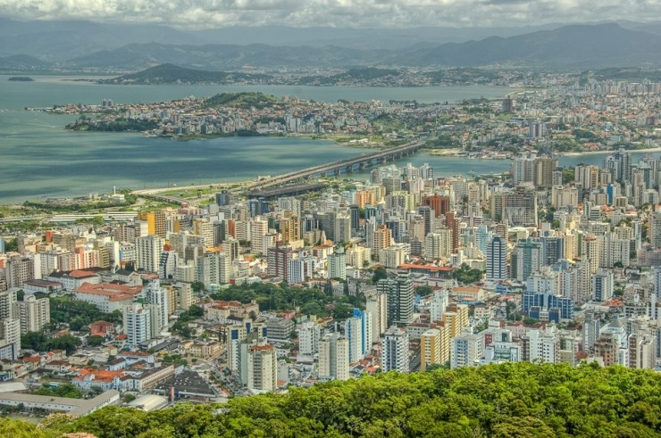 Top Island Cities-Florianópolis