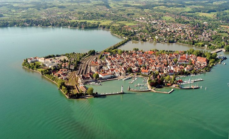 Top Island Cities-Lindau