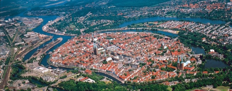 Top Island Cities-Lubeck