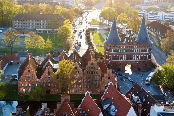 Top Island Cities-Lubeck-Photo by Arne List