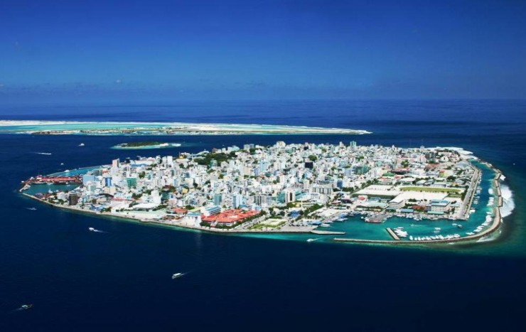 Top Island Cities-Male