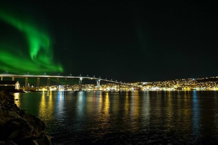 Top Island Cities-Tromso-Photo by Tore Eriksen