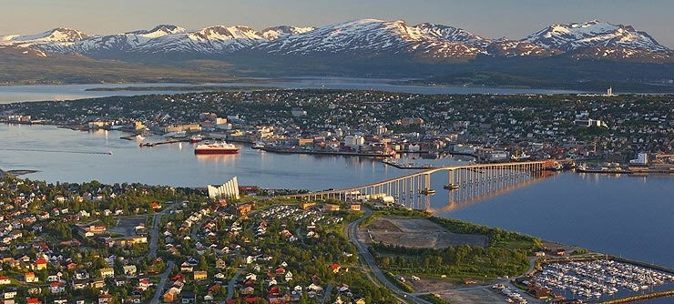 Top Island Cities-Tromso2
