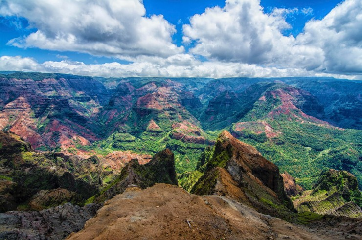 Waimea Canyon The Majestic Canyon Of The Pacific In