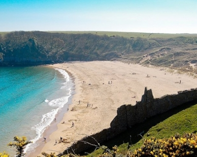 The Wales Coast Path – a Route That Circles the Whole Country, UK