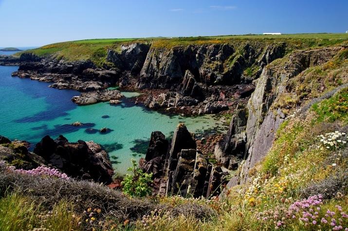 Wales Coast-Photo by Michael Oddi