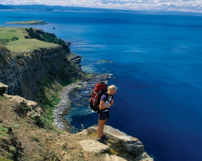 Hit the Award Winning Route on Unspoiled Maria Island, Australia
