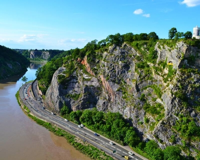 Avon Gorge – a Natural Beauty of Bristol, UK