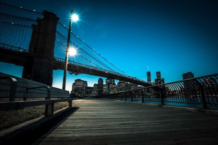 Brooklyn Bridge-Photo by Ben Reiss