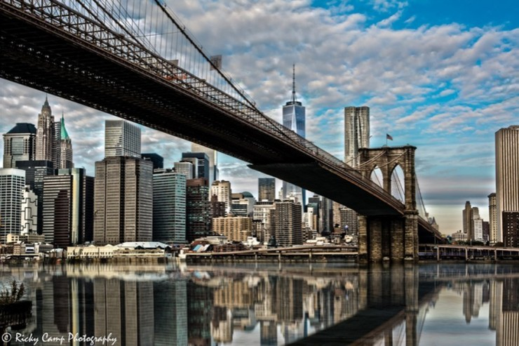 Brooklyn Bridge-Photo by Rick Campanella