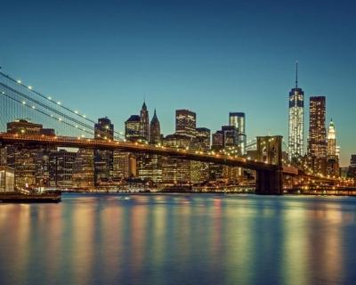 Brooklyn Bridge – the Legendary Symbol of Two Neighborhoods in NYC, USA