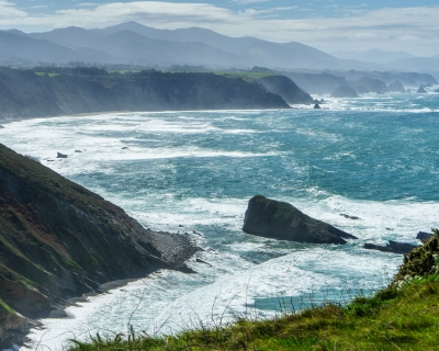 Cabo Vidio – a Dramatic Coastline in Asturias, Spain