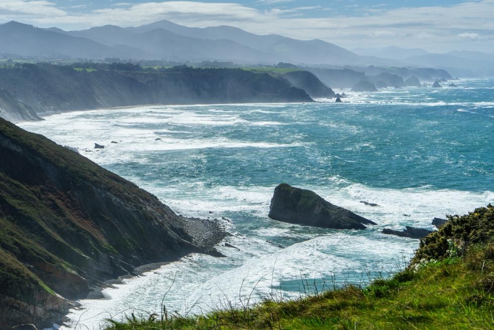 Cabo Vidio – a Dramatic Coastline in Asturias, Spain
