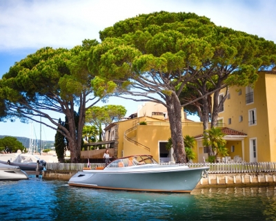 Port Grimaud – New Town on the Iconic French Riviera in France