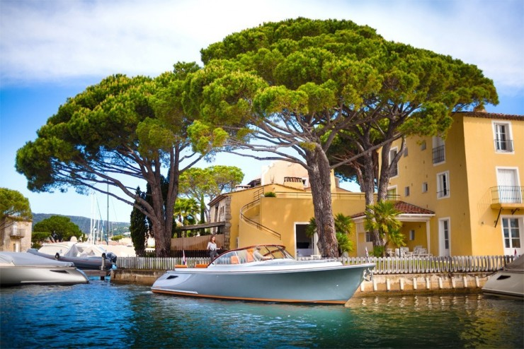 Port Grimaud - New Town on the Iconic French Riviera in France