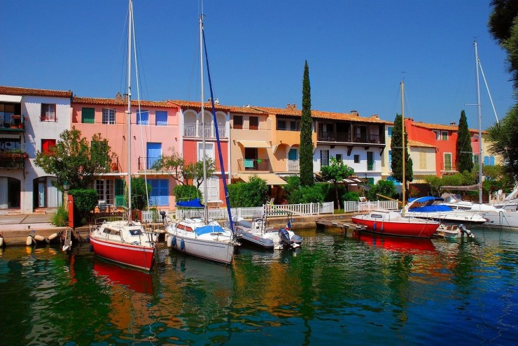 Port Grimaud-Photo by Cricri