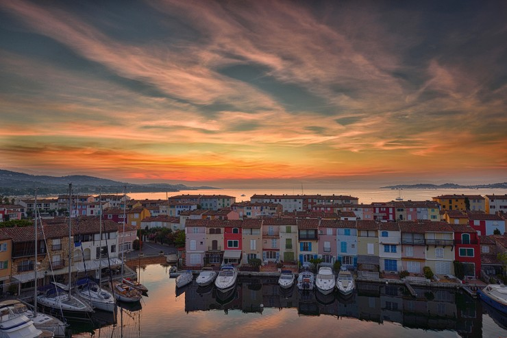 Port Grimaud by Maltan Anton