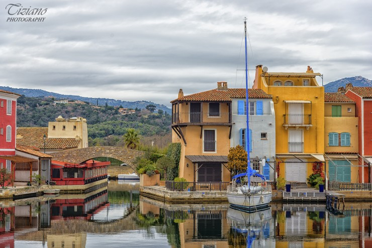 Port Grimaud by Tiziano Photography