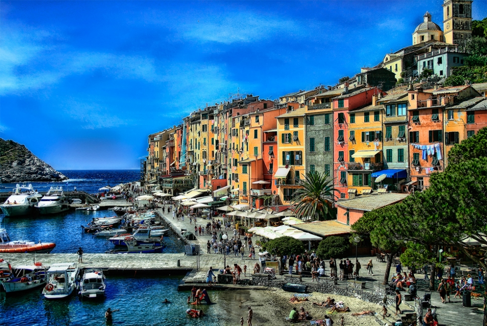 Porto Venere – Historic Coastal Gem in Italy