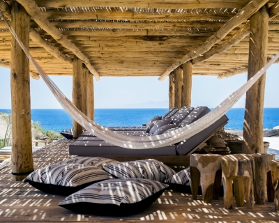 Scorpios Mykonos – Rustic Luxury on the Divine Island in Greece