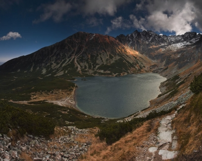 The Magnificent Tatra Mountains in Poland