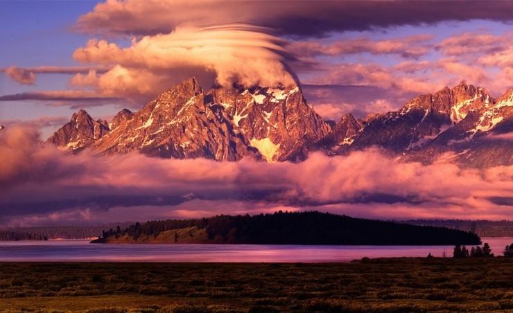 Teton Range-Photo by Chase Lindberg