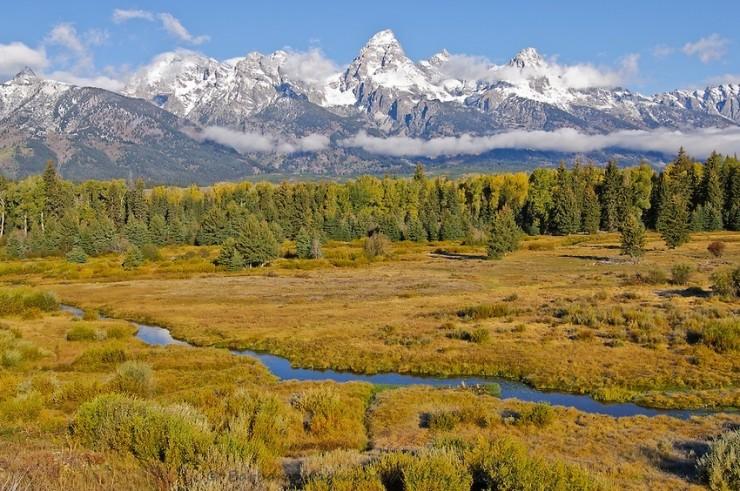 Teton Range-Photo by Magnuson Kimball
